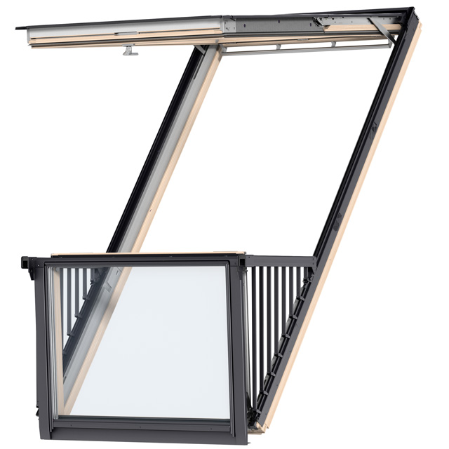 ������ ������, ��� ����� ������ � ����� Velux GDL ������