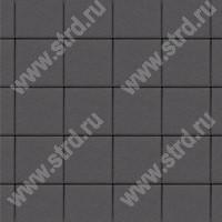 Тротуарная плитка брусчатка квадрат Квадрат 4К6ф полный прокрас 10010060 Нобетек